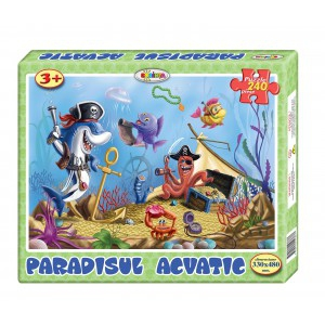 Image Puzzle Paradis acvatic 240ps.