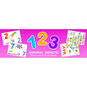 Image Planșe 123 (material didactic)