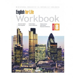 Image English for Life. Workbook form 8