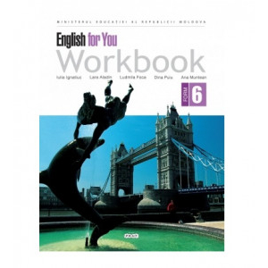Image English for you. Workbook form 6