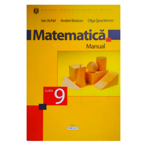 Image Matematică. Manual cl.9