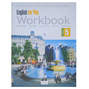 Image English for you. Workbook form 5