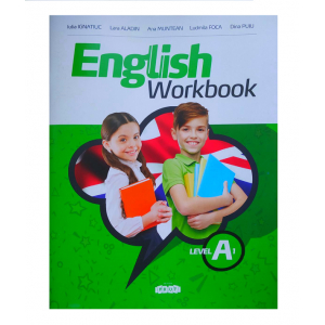 Image English Workbook A1 (cl.4)